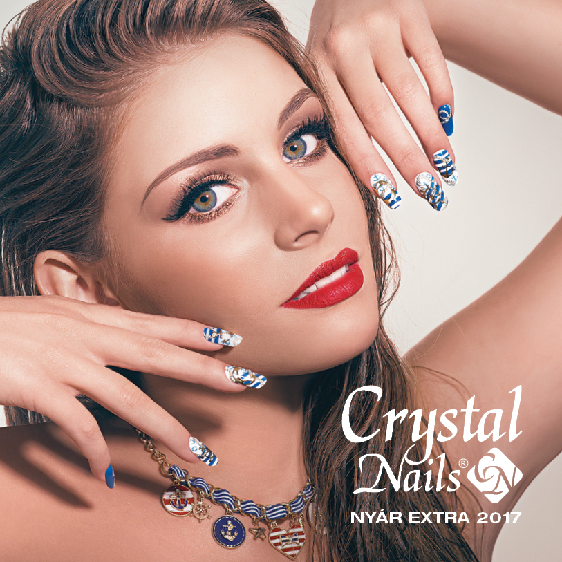 Crystal Nails Nyár Extra 2017