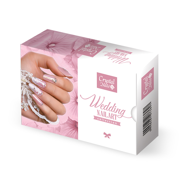 Wedding Nail Art Collection (1.)
