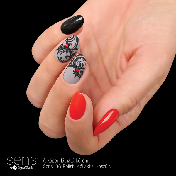 SENS 3G polish S004 - 4ml (2.)