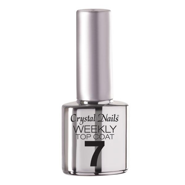 Weekly Top Coat Fedőlakk - 4ml