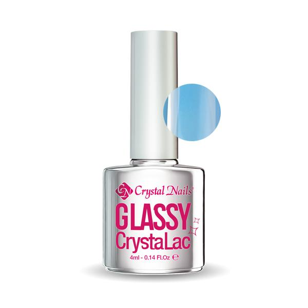 Glassy CrystaLac - Blue (4ml)