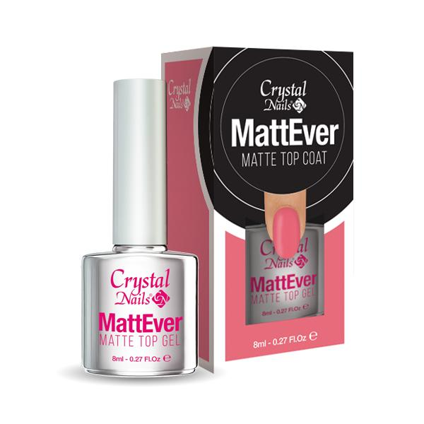 MattEver Matt Top Gel - 8ml