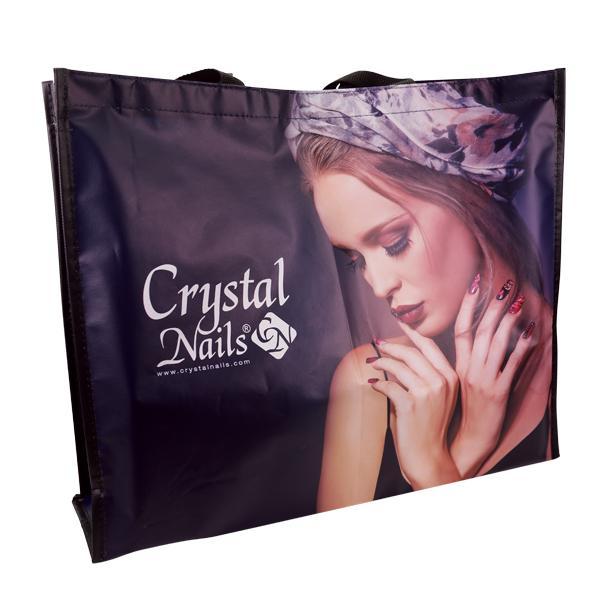 Trendi nagy fémtáska Crystal Nails logóval - Marsala. 21 590 Ft. db.  Kosárba. Nagy Design táska 9d24550164