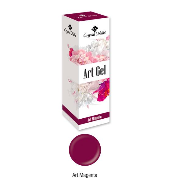 Art Gel festőzselé - Art Magenta (5ml)