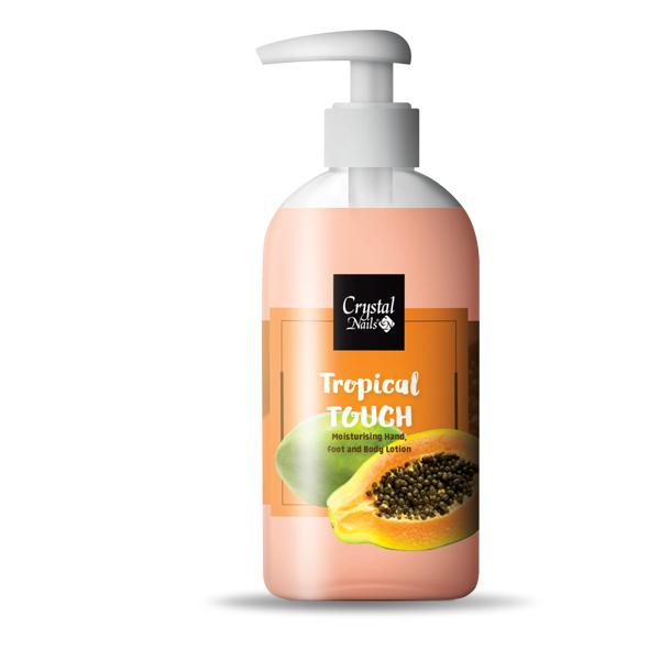 Moisturising Hand, Foot and Body Lotion - Tropical Touch 250ml