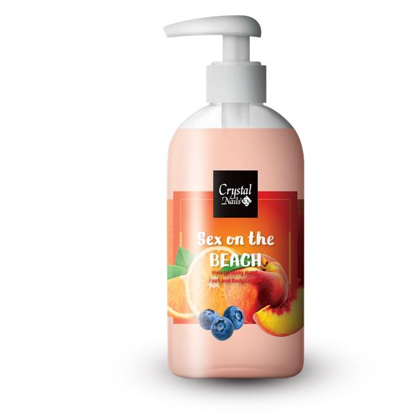 Moisturising Hand, Foot and Body Lotion - Sex on the Beach 250ml