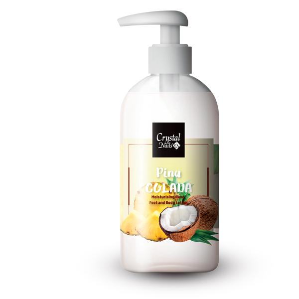 Moisturising Hand, Foot and Body Lotion - Pina Colada 250ml