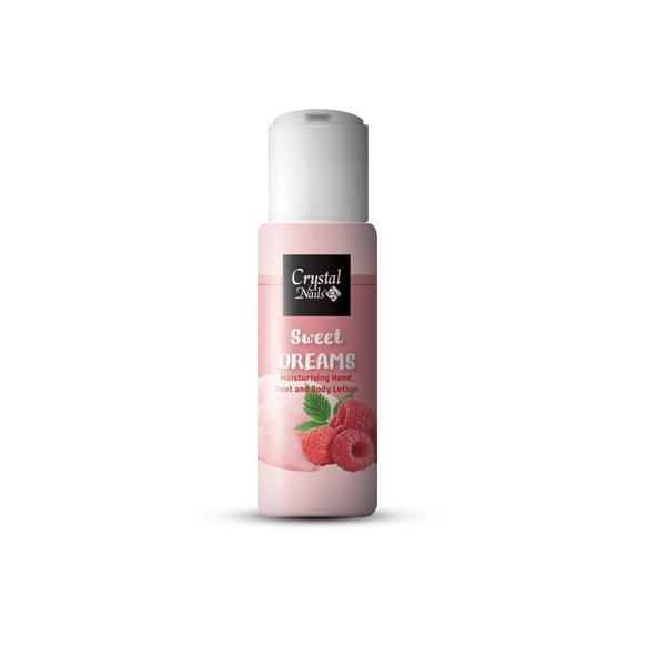 Moisturising Hand, Foot and Body Lotion - Sweet Dreams Lotion 30 ml - Limitált!