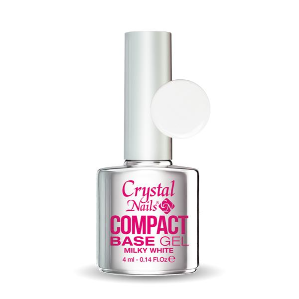 Compact Base gel Milky white - 4ml