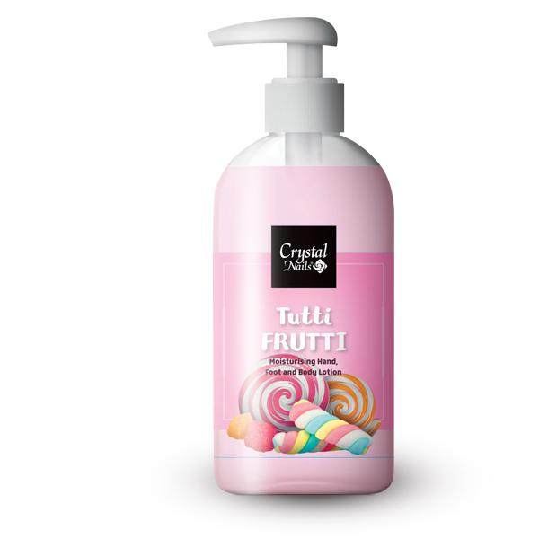 Moisturising Hand, Foot and Body Lotion - Tutti-Frutti 250ml