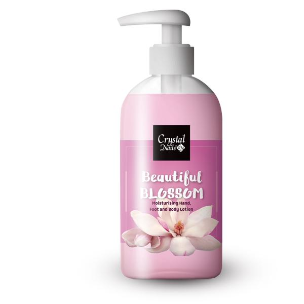 Moisturising Hand, Foot and Body Lotion - Beautiful Blossom 250ml