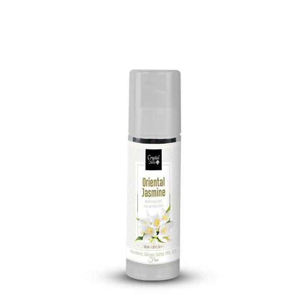 Moisturising Hand, Foot and Body Lotion - Oriental Jasmine 30ml