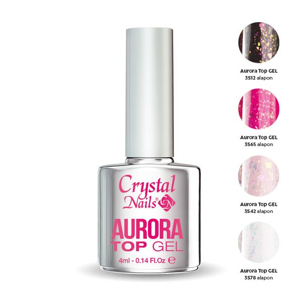Aurora Top Gel 4ml