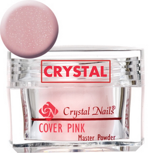 Cover Pink Crystal porcelán 25ml (17g)