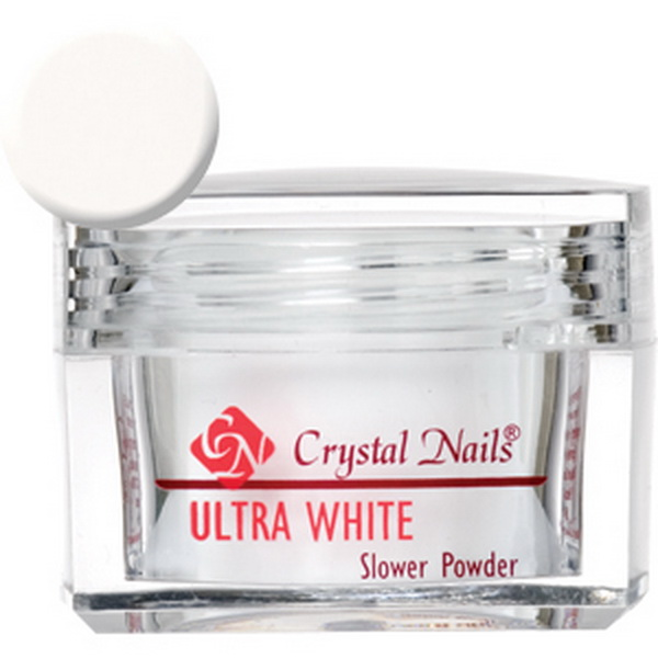 Slower Ultra White 25ml (17g)