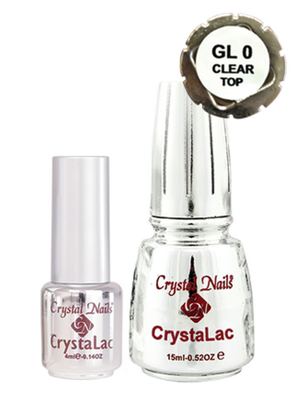 GL0 Clear/TOP CrystaLac - 4ml