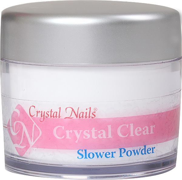 Slower Crystal Clear 100g (140ml)