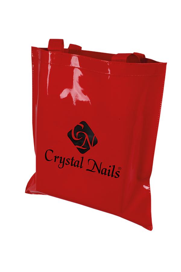 Trendi nagy fémtáska Crystal Nails logóval - Pink. 21 590 Ft. db. Kosárba. Crystal  Nails lakkhatású reklámtáska - piros c253a42644
