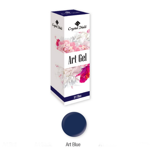 Art Gel festőzselé - Art Blue (5ml)