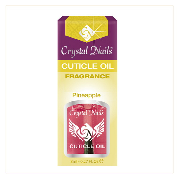 Cuticle Oil - Bőrolaj - Ananász 8ml